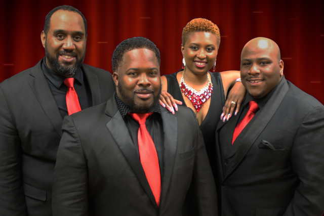 The Platters with Special Guest The Drifters