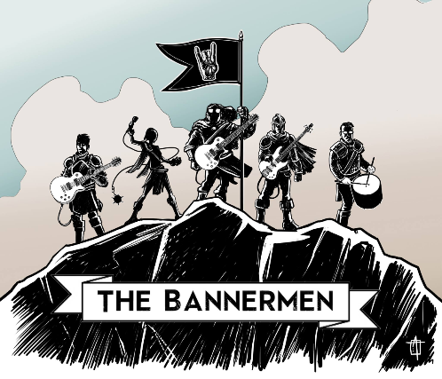 The Bannermen // Swish // The Footlight District // My Double Life // Dina Simone