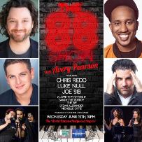 The 88 Show with Avery Pearson + Luke Null, Chris Redd, Joe Sib & more!