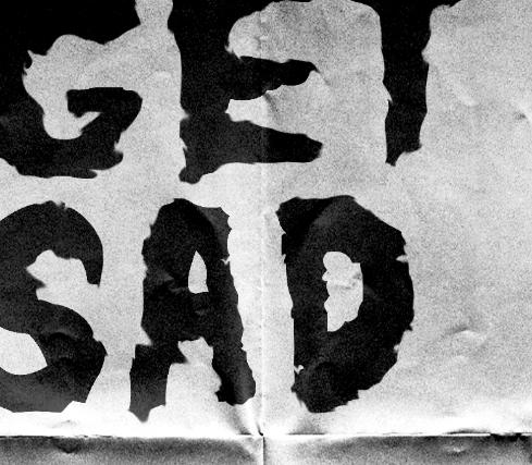 Get Sad : An Emo Night