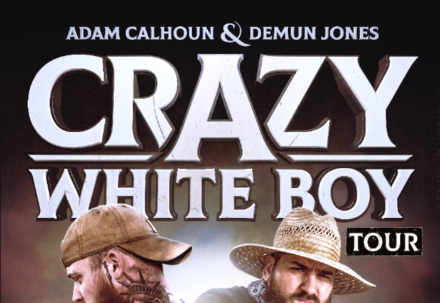 Demun Jones / Adam Calhoun - Crazy White Boy Tour