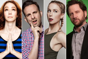 At the Improv: Iliza Shlesinger, Jamie Kennedy, Brian Monarch, Melissa McQueen & more TBA!