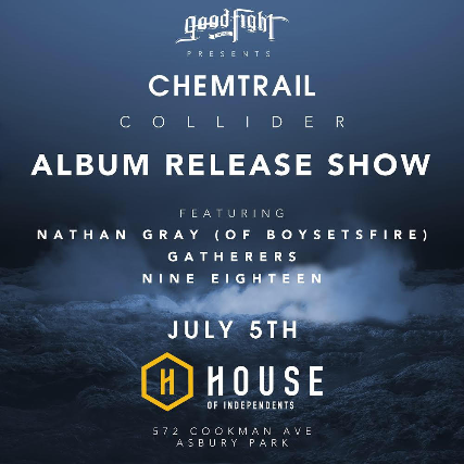 Chemtrail: Collider Album Release Show