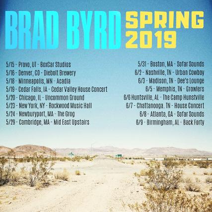 Brad Byrd w/ Skylar Gregg