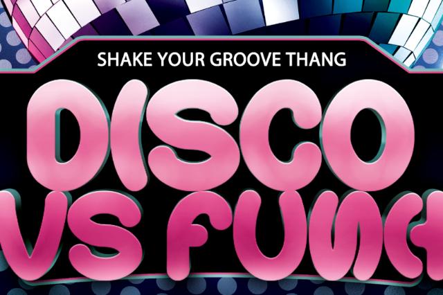 DJ Indica Jones Presents: Disco vs Funk Dance Party w/ special guests