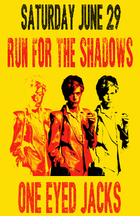 Run for the Shadows: David Bowie Tribute