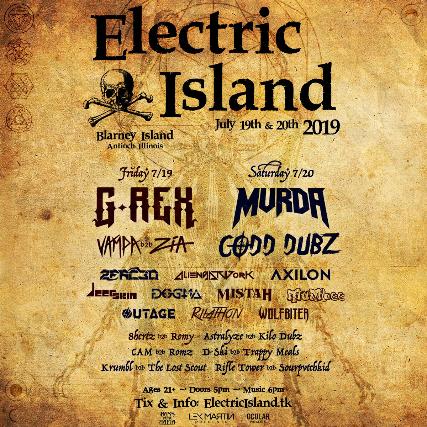 Electric Island....EDM Festival