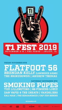 T1 Fest 2019 at The Forge
