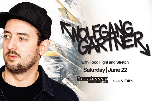 Wolfgang Gartner at Grasshopper Underground