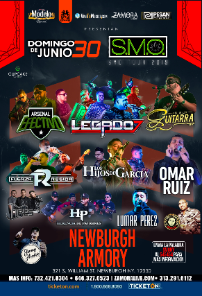 SMO Tour 2019 - Newburgh Edition