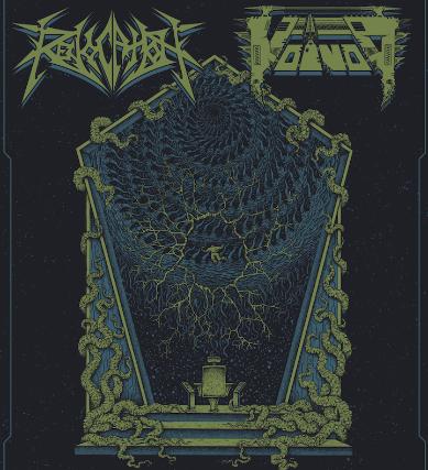 Revocation & Voivod, Psycroptic, Skeletal Remains, Conjurer, Nethergate