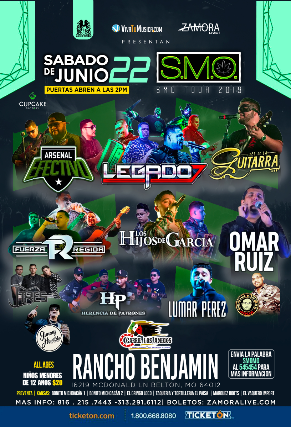 SMO TOUR 2019