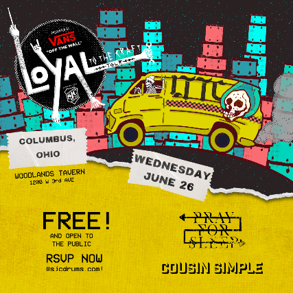 VANS Presents: The Loyal To The Craft Tour