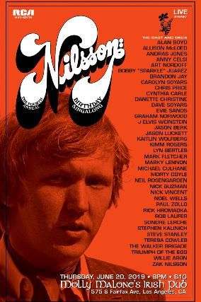 4th Annual Nilsson Singalong