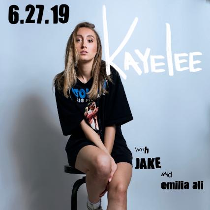 Kayelee w/ JAKE at FMH
