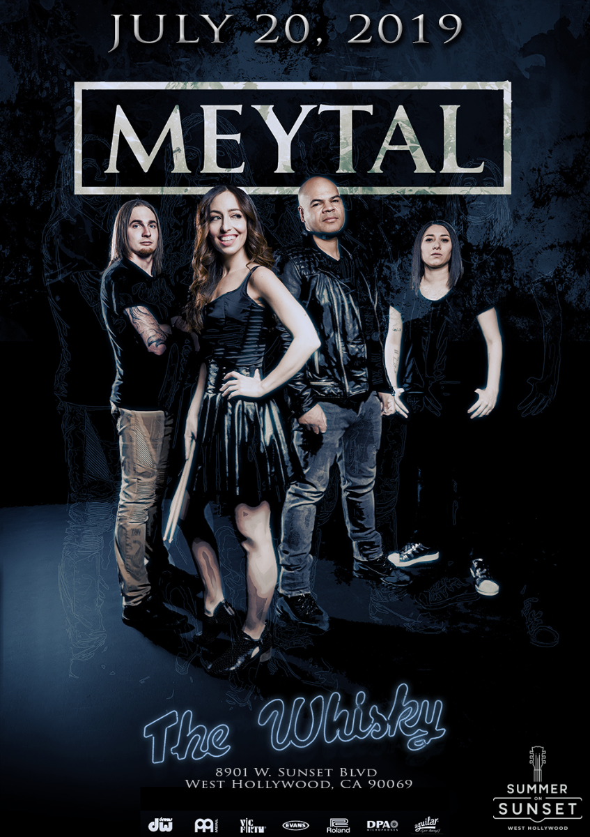 Meytal, Citysin Angels, Harlot Exiled, Warp, Deceived by Fate