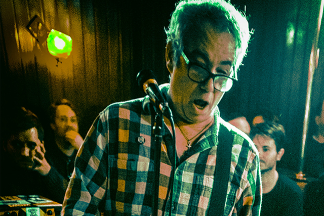 Mike Watt + the missingmen: Dick Watt Tour 2019