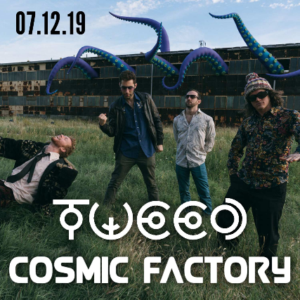 Tweed, Cosmic Factory