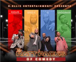 The Ratt Packs Of Comedy