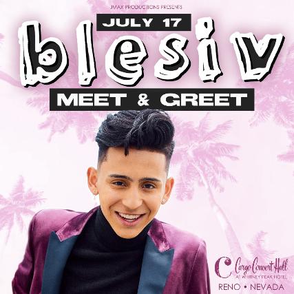 Blesiv meet and greet 2019 dates