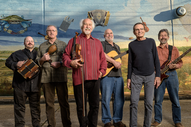 An Evening With BeauSoleil avec Michael Doucet