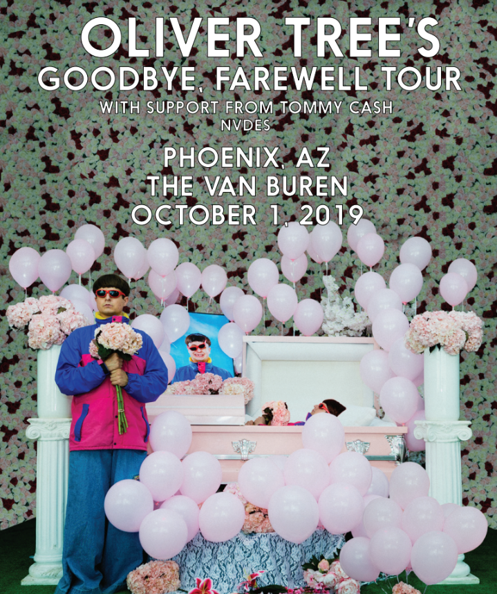 Oliver Tree Goodbye Farewell Tour