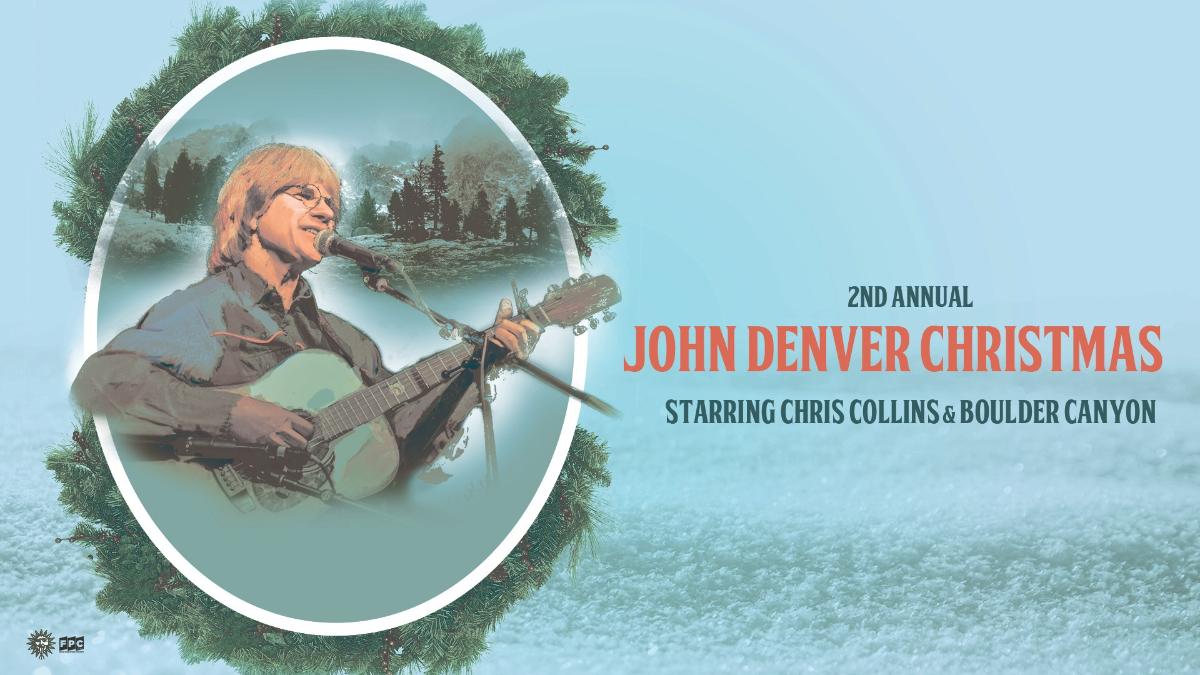 John Denver Christmas.2nd Annual John Denver Christmas