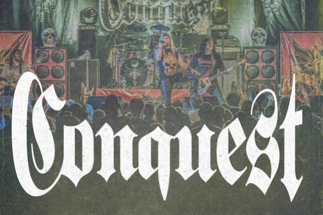 Conquest - the Midwest Monsters of Metal