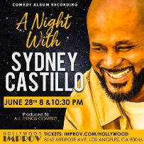 A Night with Sydney Castillo