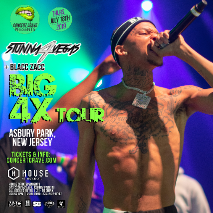 Stunna 4 Vegas: Big 4x Tour