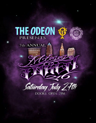 7th Annual Miss Ink 216 at Odeon