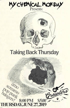 My Chemical Monday Presents: Taking Back Thursday