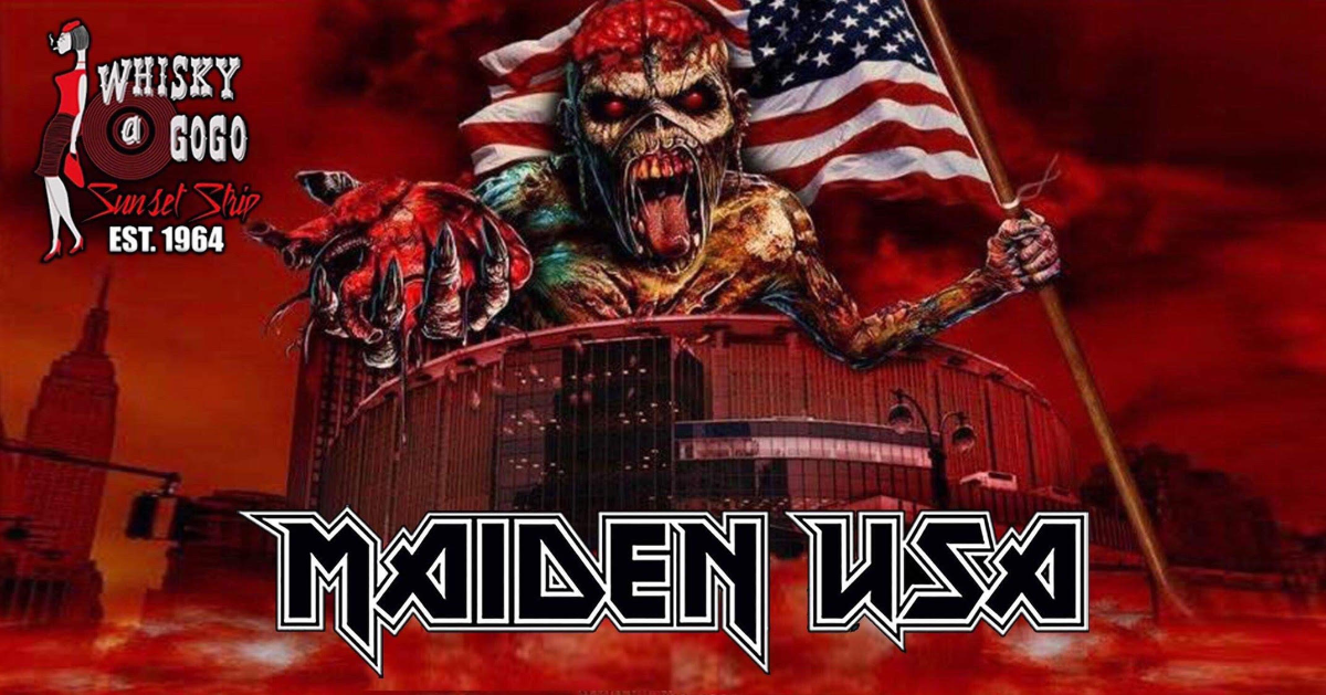 Maiden USA (Iron Maiden Tribute), Handsome Carnivore, Anja and the Dreamers, Nobody's Home, Tornadic
