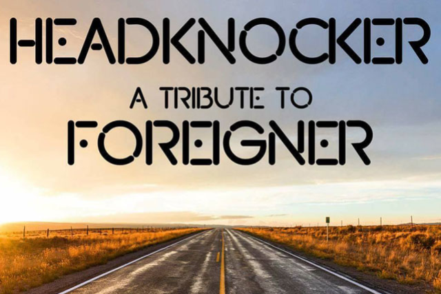 Headknocker - A Tribute to Foreigner