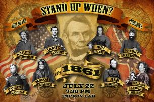 Stand Up When? w/ Jodi Miller ft. Jamie Kennedy, Ben Morrison, Karen Forman, Mallory Lewis & Lamb Chop, Freddy Lockhart, Vanessa Graddick, and Darren Capozzi!