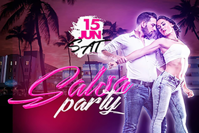 Salsa Party ft. DJ Davila