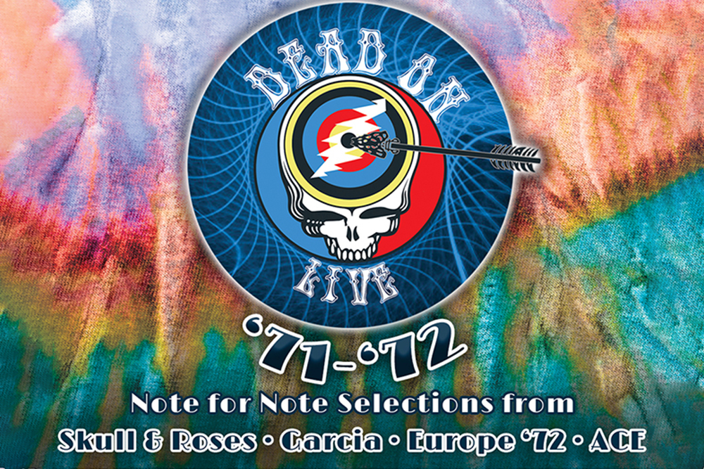Dead On Live A Grateful Dead Tribute performing the music from The
