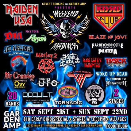 Monsters of Metal Fest 3