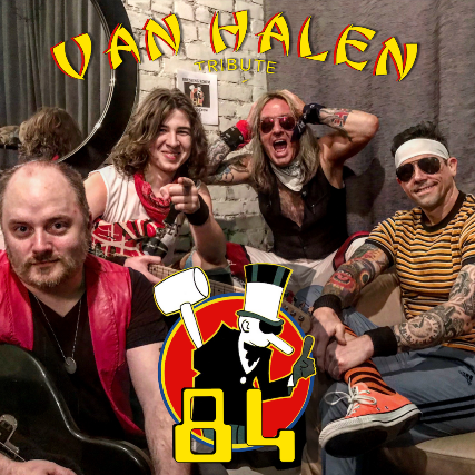 84 - A Tribute to Van Halen