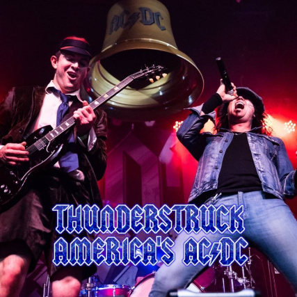 Thunderstruck: America's AC/DC Tribute , Rebel Souls ( Bad Company trib), Spitfire, Midnight Train