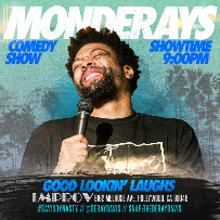 Improv Presents: MONDERAYS with Deray Davis, Ron G, Aida Rodriguez, T Ward, Aaron Edwards, Rodney Perry, JP Justice, and more!