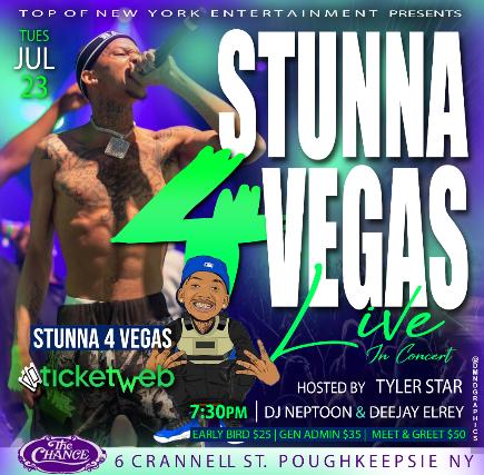 Stunna 4 Vegas