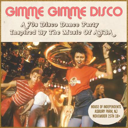 Gimme Gimme Disco: 70s Disco Dance Party