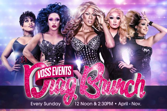 Voss Events Drag Brunch