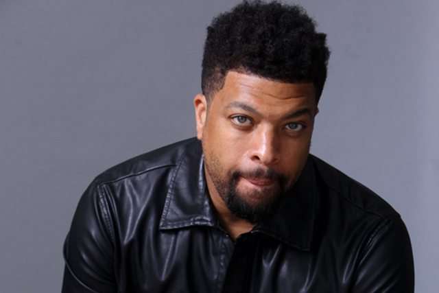 DeRay Davis at Brea Improv