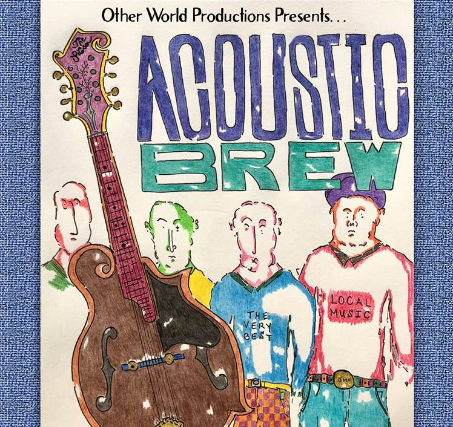 Blues night at Acoustic Brew