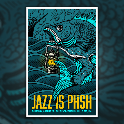 Jazz Is PHSH An Allstar Instrumental Tribute To Phish Featuring Joe Lanzetti Of Snarky Puppy