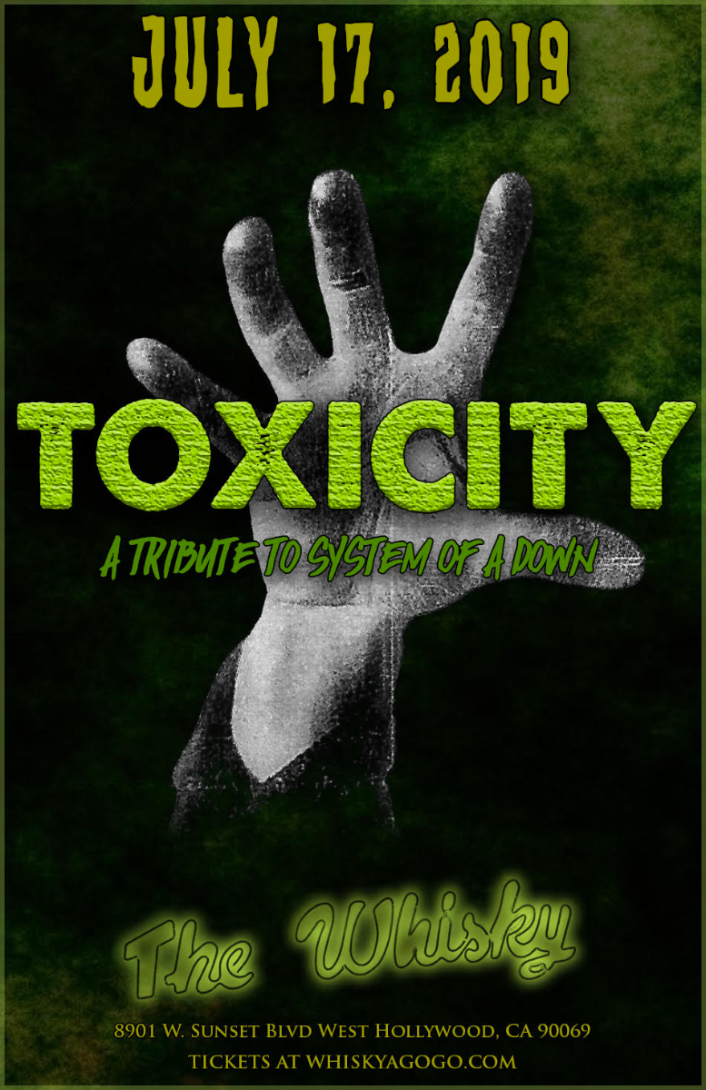 Toxicity (Tribute to System of a Down), Weaponized, Valkyrie Missile