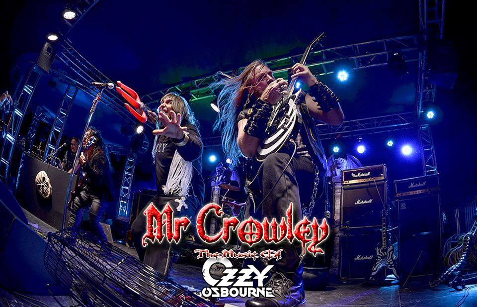 Mr. Crowley (Ozzy Osbourne Tribute), ANGELES, Az-Iz, Darker, Falatek, Detention, Sneak Attack, Jason Kane & The Jive