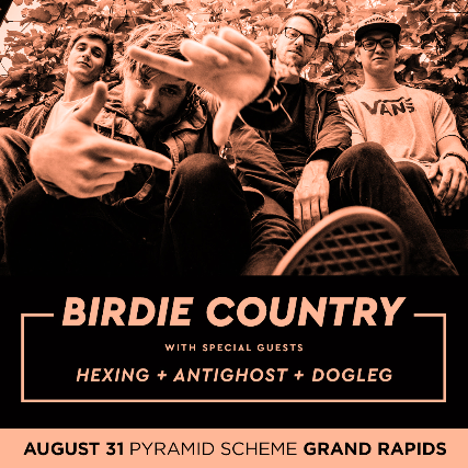 Birdie Country w/  Hexing + AntiGhost + DogLeg